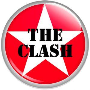 Chapa The Clash Estrella