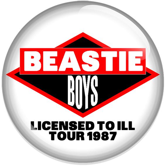 Chapa Beastie Boys - Licensed to ILL