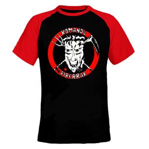 Camiseta Komando Piperrak Mujer