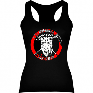 Camiseta Komando Piperrak Mujer Tirantes