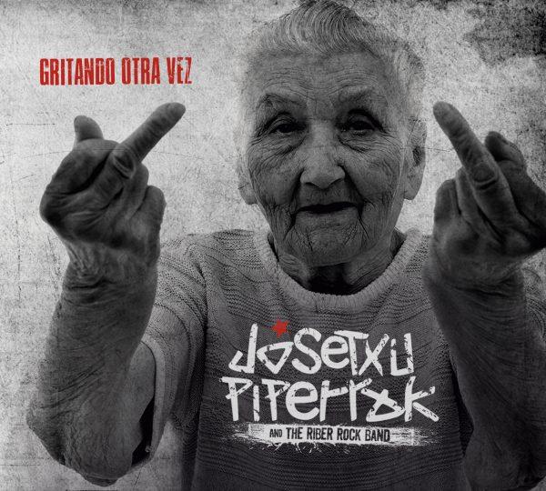 CD JOSETXU PIPERRAK GRITANDO OTRA VEZ EDICIÓN CENSURADA