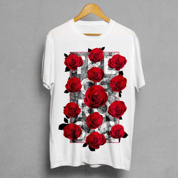 Camiseta Manifesto Trece Rosas Hombre