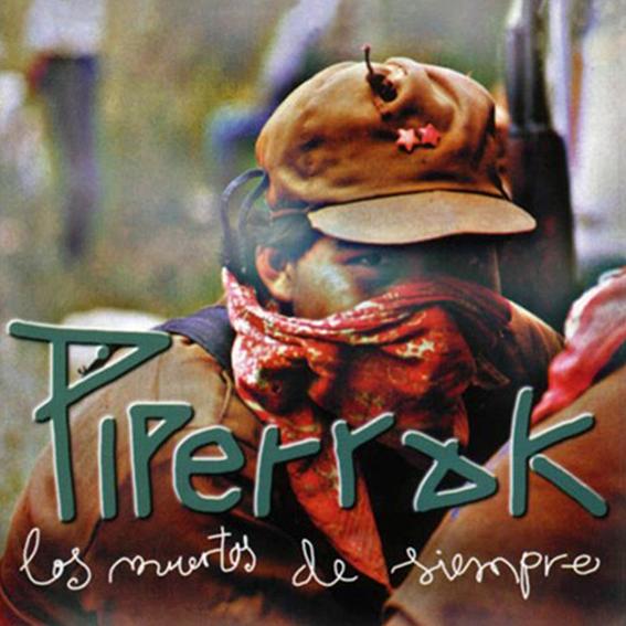 CD Piperrak Los muertos de siempre
