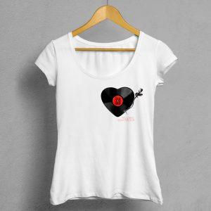 Camiseta Manifesto Own Soundtrack Mujer