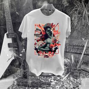 Camiseta Ramonak Santa Cecilia blanca hombre