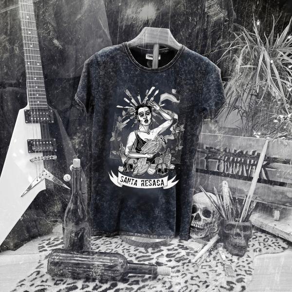 Camiseta Ramonak Santa Resaca