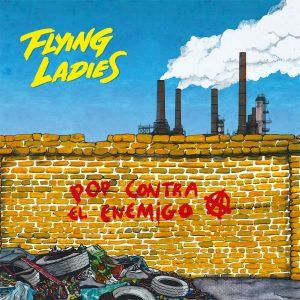 LP FLYING LADIES POP CONTRA EL ENEMIGO