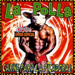 LP LA POLLA_CARNE PARA LA PICADORA _PORTADA