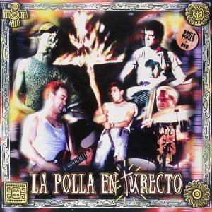 LP LA POLLA_EN TU RECTO_PORTADA