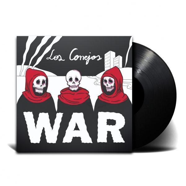 LP LOS CONEJOS WAR MOCKUP