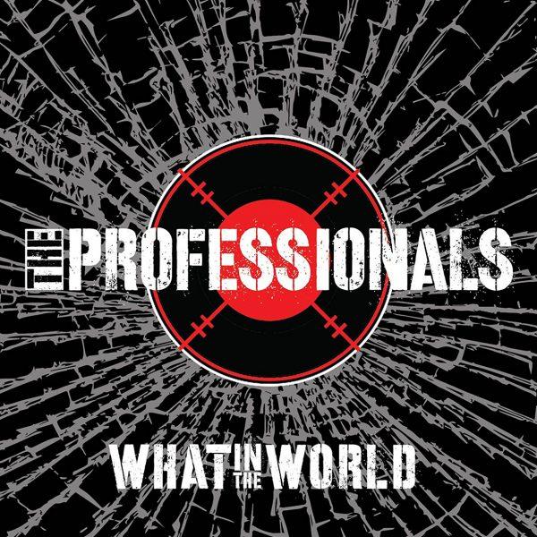 LP THE PROFESSIONALS_PORTADA