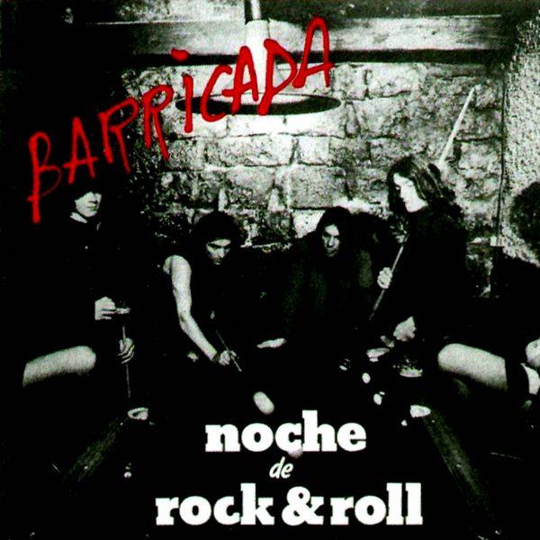 LP BARRICADA_NOCHE DE ROCK&ROLL_PORTADA