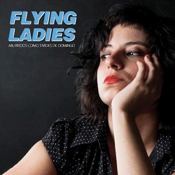 EP FLYING LADIES ABURRIDOS PORTADA