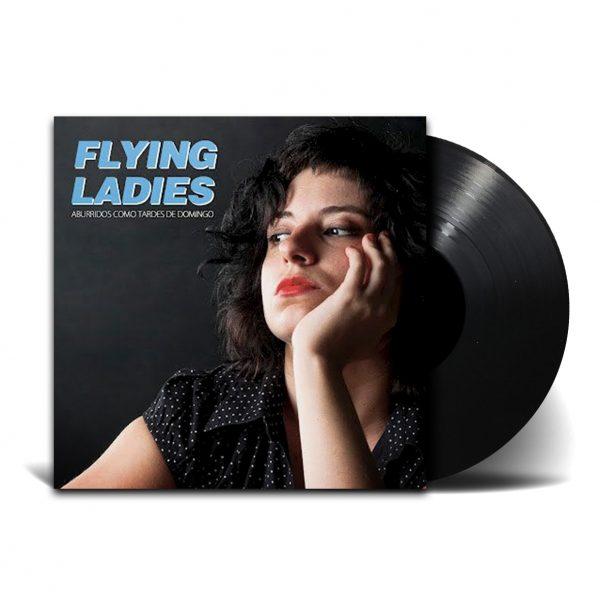 EP FLYING LADIES ABURRIDOS PORTADA_MOCKUP