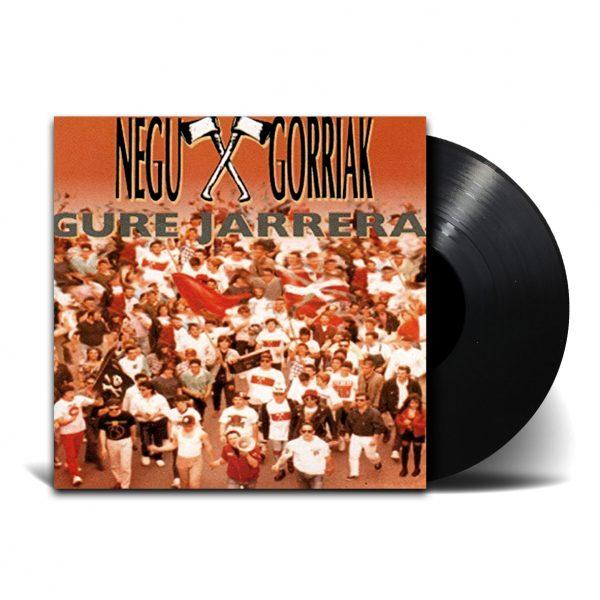 LP Negu Gorriak - Gure Jarrera